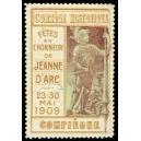 Compiègne 1909 Fêtes Jeanne d'Arc Cortège Historique (WK 01)