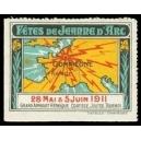 Compiègne 1911 Fêtes de Jeanne d'Arc (Blitze)