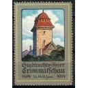 Crimmitschau 1914 Stadtrechts-Feier (WK 01)