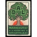 DAL Markedsfest 1913 ... (WK 01)