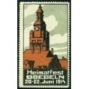 Doebeln 1914 Heimatfest (WK 01)
