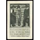 Erl 1912 Passionsspiel ... (WK 01 - schwarz)