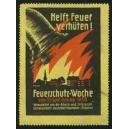 Feuerschutz-Woche 1930 Helft Feuer verhüten ... (WK 01)
