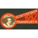 Frankfurt 1932 Goethejahr (WK 01)