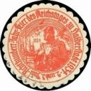 Halberstadt 1934 Achthundert-Jahr-Feier Reichstag (WK 01)