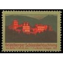 Heidelberger Schlossbeleuchtung ... 1912 (mit Jahr)