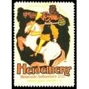 Heidelberg Historische Schlossfeste ... (Reiter)