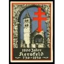 Hersfeld 1936 1200 Jahre (WK 01)