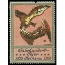 Kelheim 1913 Jahrhundert-Feier (2 Adler)