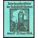 Lauban 1934 Jahrhundertfeier der Sechsstadt (WK 01)