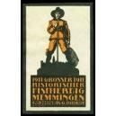 Memmingen 1911 Grosser Historischer Fischertag (WK 01)