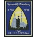 Meuselwitz 1938 Heimatfest 100 Jahre Bergbau (WK 01)