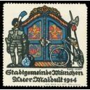 München 1914 Auer Maidult /WK 01)