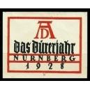 Nürnberg 1928 Das Dürerjahr (WK 01)