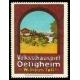 """Oetigheim Volksschauspiel """"Wilhelm Tell"""" (WK 01)"""