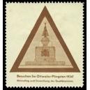 Ottweiler 1934 Heimattag und Einweihung des Quakbrunnens
