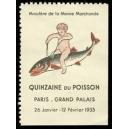 Paris 1933 Quinzaine du Poisson ... (WK 01)