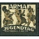 Regensburg 1912 Arma Jugendtag ... (WK 01)