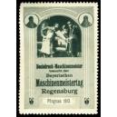 Regensburg 1913 Maschinenmeistertag ... (WK 01)