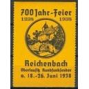 Reichenbach 1938 700 Jahr-Feier Oberlausitz Rundfunksender
