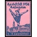 Rosenheim 1934 Herbstfest ... (WK 01)