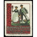Schliersee 1912 Nelkentag Verschönerungsverein (WK 01)
