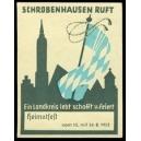 Schrobenhausen 1953 Ein Landkreis ... Heimatfest (WK 01)