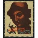 München 1927 Ausstellung Das bayrische Handwerk (WK 01 - Kopf)