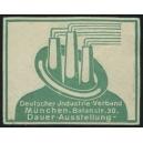 Deutscher Industrie-Verband München Dauer-Ausstellung (grün)