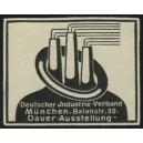 München Deutscher Industrie-Verband Dauer-Ausstellung (schwarz)
