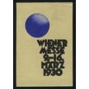 Wien 1930 Messe März (WK 01)