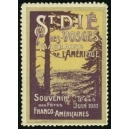 St. Dié 1911 Souvenir Fêtes Franco Americaines ... (WK 01)