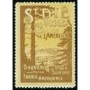 St. Dié 1911 Souvenir Fêtes Franco Americaines ... (WK 02)