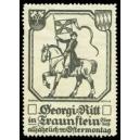 Traunstein Georgi-Ritt alljährlich am Ostermontag (weiss)