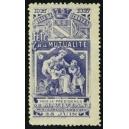 Troyes 1907 Fête de la Mutualité ... (WK 07)