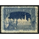 Bruxelles 1897 Exposition Arts Sciences ... (WK 01)