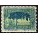 Bruxelles 1897 Exposition Arts Sciences ... (WK 02)