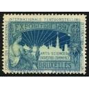 Bruxelles 1897 Exposition Arts Sciences ... (WK 03)