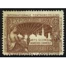 Bruxelles 1897 Exposition Arts Sciences ... (WK 04)