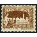 Bruxelles 1897 Exposition Arts Sciences ... (WK 05)