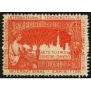 Bruxelles 1897 Exposition Arts Sciences ... (WK 17)