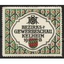 Kelheim 1913 Bezrks-Gewerbeschau (WK 01)