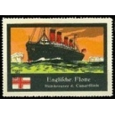 Englische Flotte Hilfskreuzer d. Cunardlinie