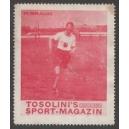 Tosolini's Sport-Magazin (WK 03 - rot - Läufer) H. Braun