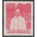 Tosolini's Sport-Magazin (WK 06 - rot - Tennis) Rahe