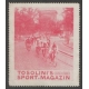 Tosolini's Sport-Magazin (WK 09 - rot - Radrennen)