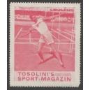 Tosolini's Sport-Magazin (WK 09 - rot - Speerwurf) Lemming
