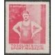 Tosolini's Sport-Magazin (WK 10 - rot - Schwimmer) O. Schiele