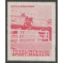 Tosolini's Sport-Magazin (WK 11 - rot - Reiten) v. Kröcher