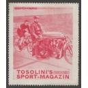 Tosolini's Sport-Magazin (WK 15 - rot - Steherrennen) Guignard